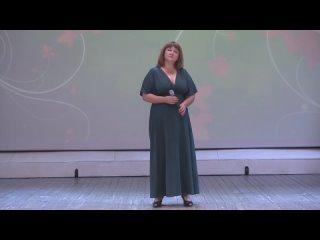 🎤«Свечи на ветру» - исполняет Жанна Козьякова (Синдякинский ЦКиД)