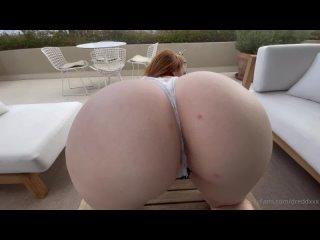 OnlyFans Madison Morgan & Dredd All Sex, Blowjob, Big Tits, Bubble Butt, Hardcore, Interracial (IR), Redhead, Rimming