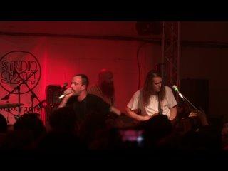 IDLES, Live on KEXP [2019]