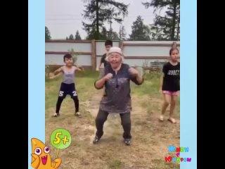Бабулька зажигалочка