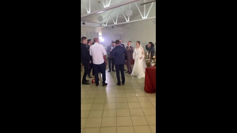 Сюрприз от АДЕСА на свадьбу