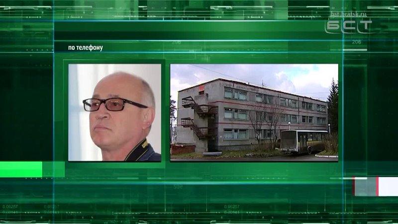 Василий Кибирев обратился к братчанам из красной зоны ковидного госпиталя