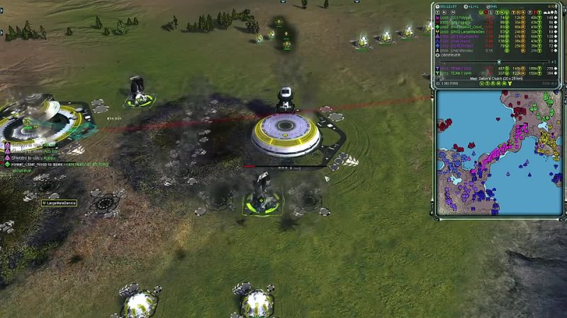 Yuri the Professional Такие мувы в стратегиях считаются гениальными Сетон в Supreme Commander 360
