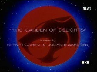 Thundercats 09 The Garden of Delights