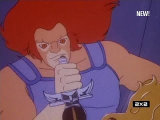 Thundercats 08 The Tower of Traps