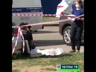 Сегодня в Челнах обнаружены два тела