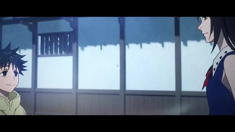 Jujutsu Kaisen 0 Магическая битва 0 новый тизер полнометражного фильма