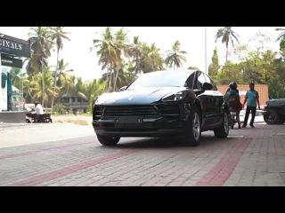 Porsche Macan под невидимой защитой Ceramic Pro!