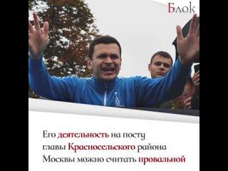 Какой опыт может передать Илья Яшин молодым политикам