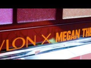 Revlon x Megan