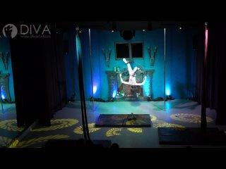 Танец на кольце, ученица студии  Диана, хореограф Дарья Евстафьева.