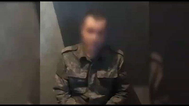 Укро террористы потребовали выкуп за захваченного ими 13 октября 2021 наблюдателя СЦКК от ЛНР Андрея Косяка