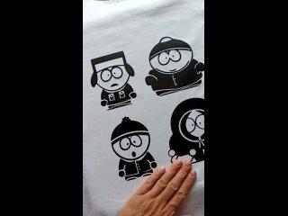 обзор футболки из хб 2
