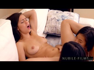 NubileFilms - Bringing In The New Year Intense Lesbian Threesome S30 E7