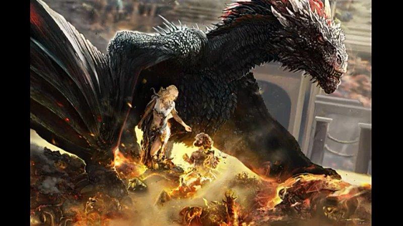 Джордж Мартин Песнь Льда и Огня Книга 5 Танец с драконами Часть 1