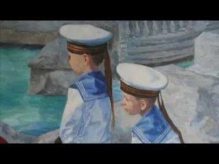 Сверчок-морячок (Анна Ивановская)(слова и музыка Дмитрий Суслов)(Июль 2021 года)