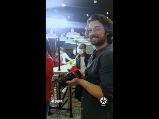 #PoyHaz за кадром 😍⚜Tags : #AlpNavruz ✧ #AyçaAyşin...
