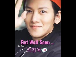 Ji Chang Wook ❤️ Get Well Soon
