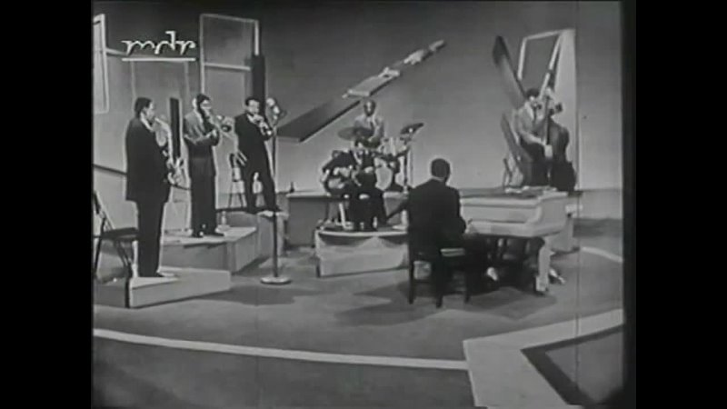 The Subject Is Jazz 1958 5 7 NBC TV studio NYC ✧ Cannonball Nat Adderley Jimmy Cleveland Billy Taylor