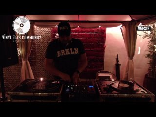 DJ VOVA VIRUS VMESTE BAR SUMMER PLACE FROM VINYL LIVE MIX