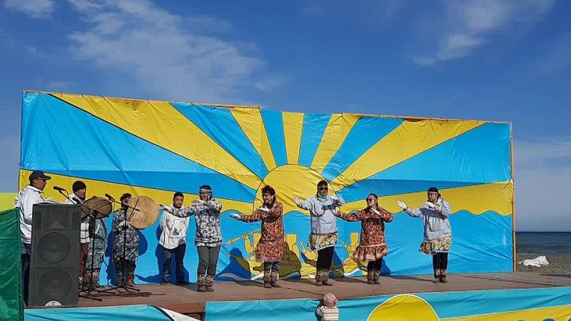 Видео от Чукотския Района