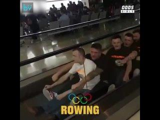 Наконец-то нормальные Олимпийские игры
