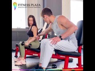 Video by Fitness Plaza // Фитнес в Сургуте