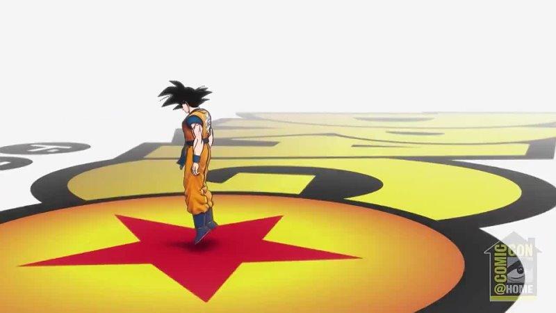 Драконий жемчуг Супер Фильм Dragon Ball Super тизер