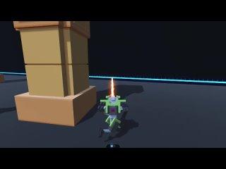 [Енот ТВ] ЭТОТ МЕЧ МЕНЯ НЕНАВИДИТ в Clone Drone in the Danger Zone, Симулятор робота, Битвы роботов