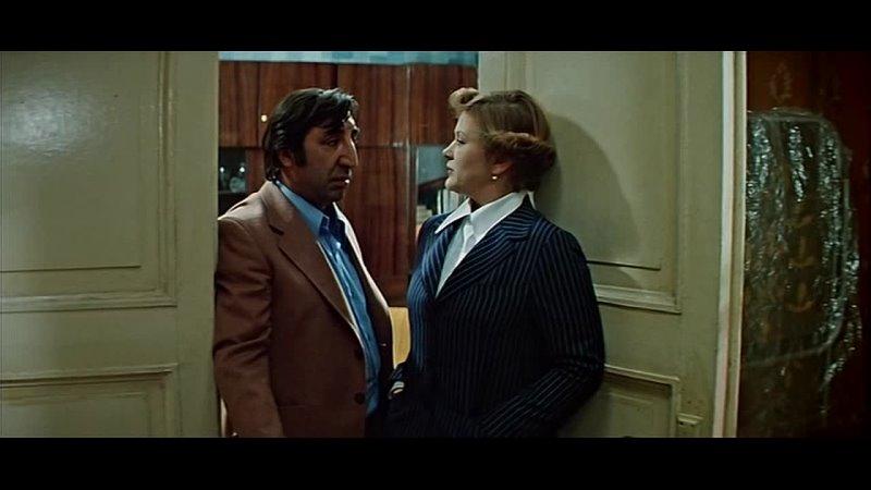 Суета сует 1979 Фрагмент 'Русский язык такой богатый а я человек бедный' Ф Мкртчян и Г Польских