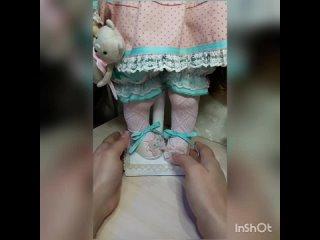 Видеообзор туфелек для Алёнки