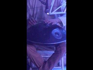 Олег Желобанов - Отрывок выступления на Hang Pan (Фев 2021)