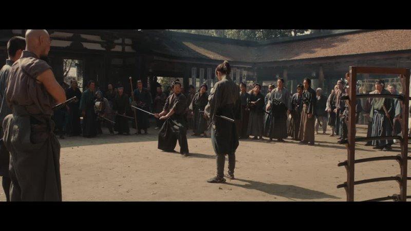 Бродяга Кэнсин Начало Rurouni Kenshin The Beginning