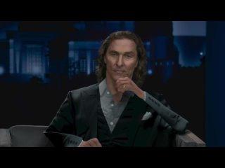 Matthew McConaughey - Doritos 3D Commercial Ru/Eng