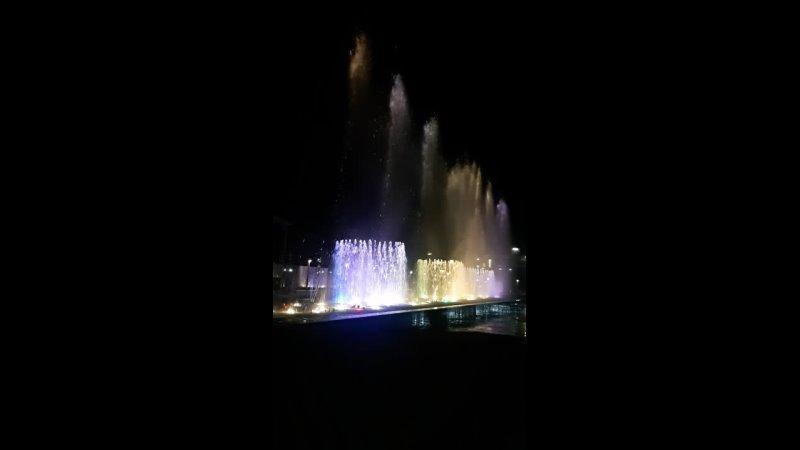 фонтан поющий nino