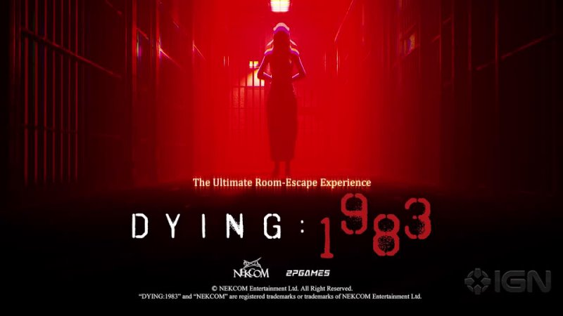 Актерский состав в геймплейном трейлере Dying 1983