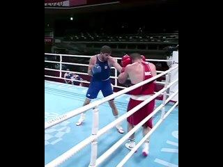 Имам Хатаев уложил соперника нокаутам!!!