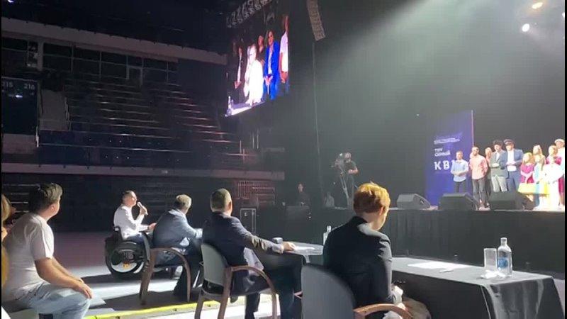 Видео от Андрея Кожемякина