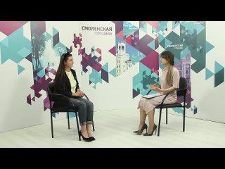 Смоленская площадь, гость Ирина Аверкина, ресурсного Центра по поддержке добровольчества