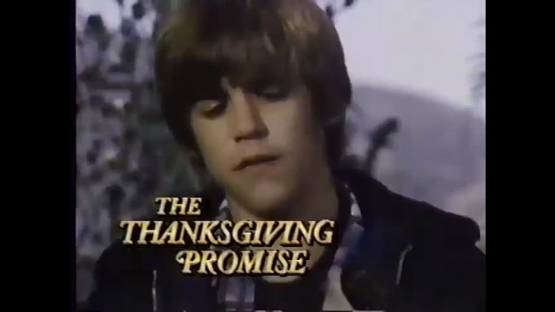 The Thanksgiving Promise 1986г
