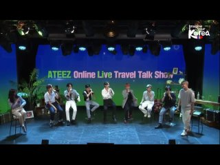 online travel talk show