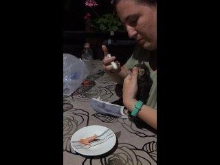 Видео от Василисы Сотниковой