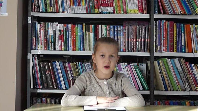 Ульяна Мельник Видео от Библиотеки Развильное