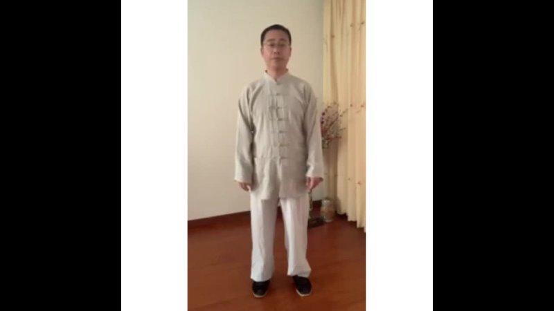 Видео от Школа Цигун и Тайцзи Мастера Ван Лина