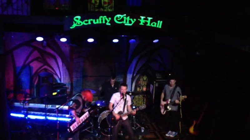 Skytown Riot Scruffy In Dissolution City Hall