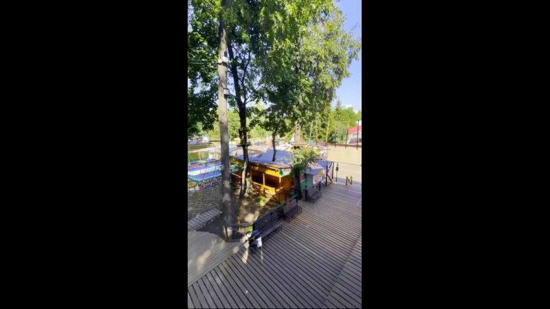 Видео от Волшебный мир парк аттракционов в Уфе