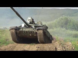 Российские и лаосские танковые экипажи выполнили стрельбы в ходе совместного учения Ларос-2021