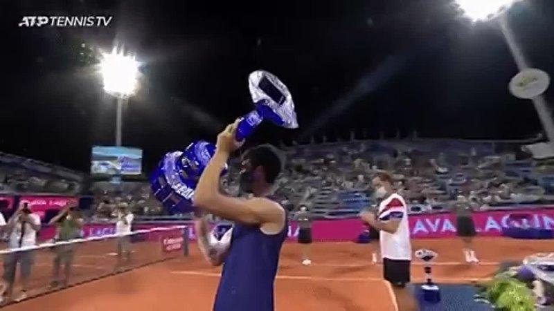 Видео от Теннис