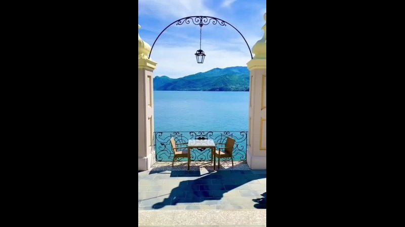 Lago di Como Italia Villa Monastero