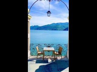 Lago di Como, Italia / Villa Monastero